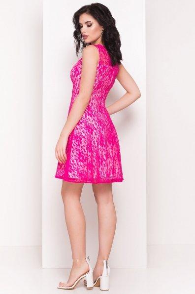 TW Платье Ермия 4989 Цвет: Фуксия