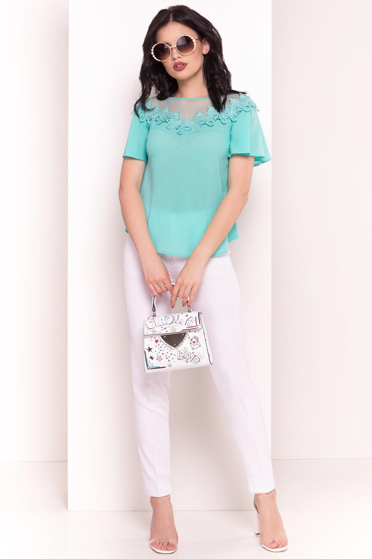 Блуза Эридан 5020 Цвет: Мята