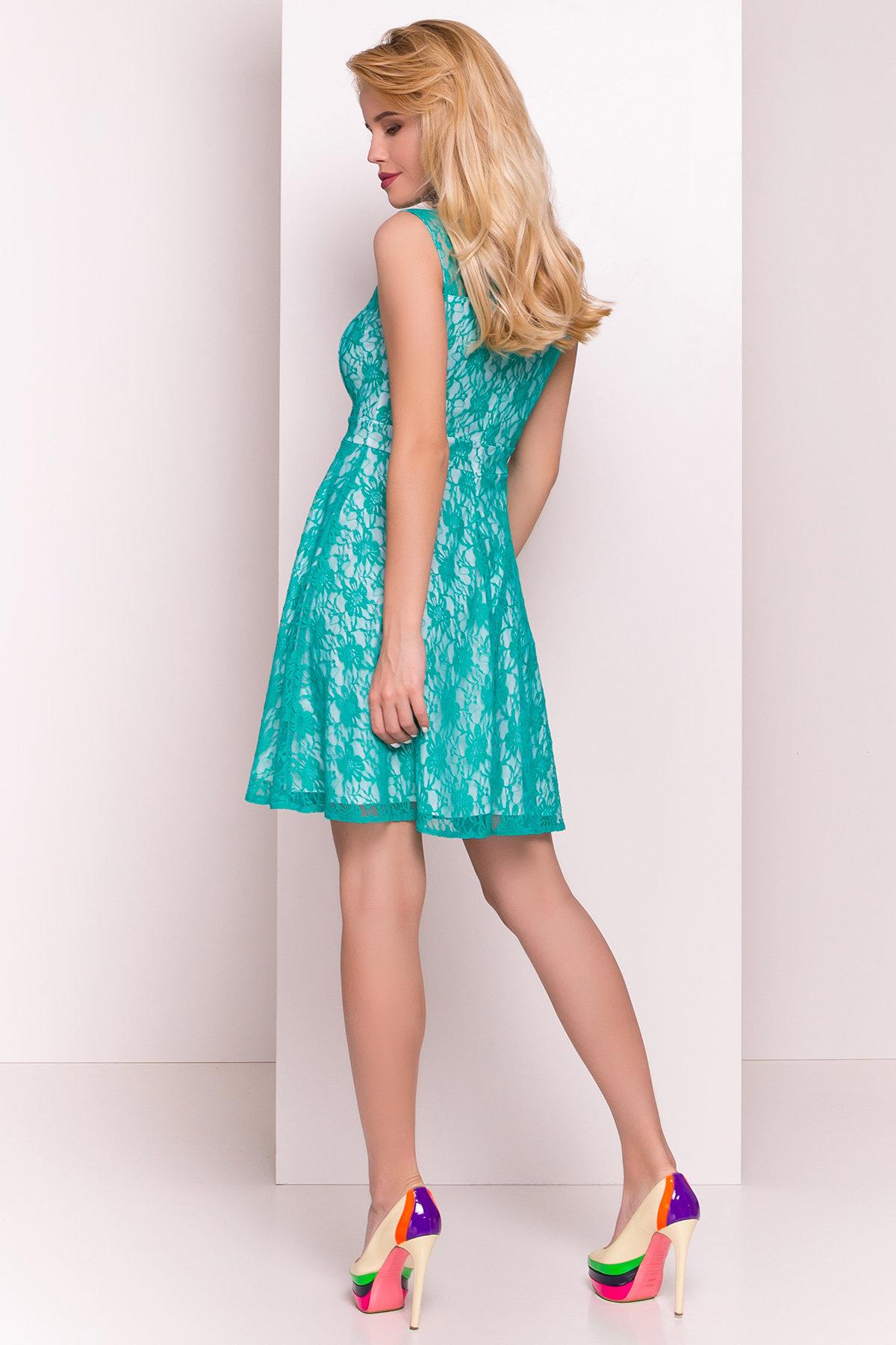 TW Платье Ермия 4989 Цвет: Бирюза