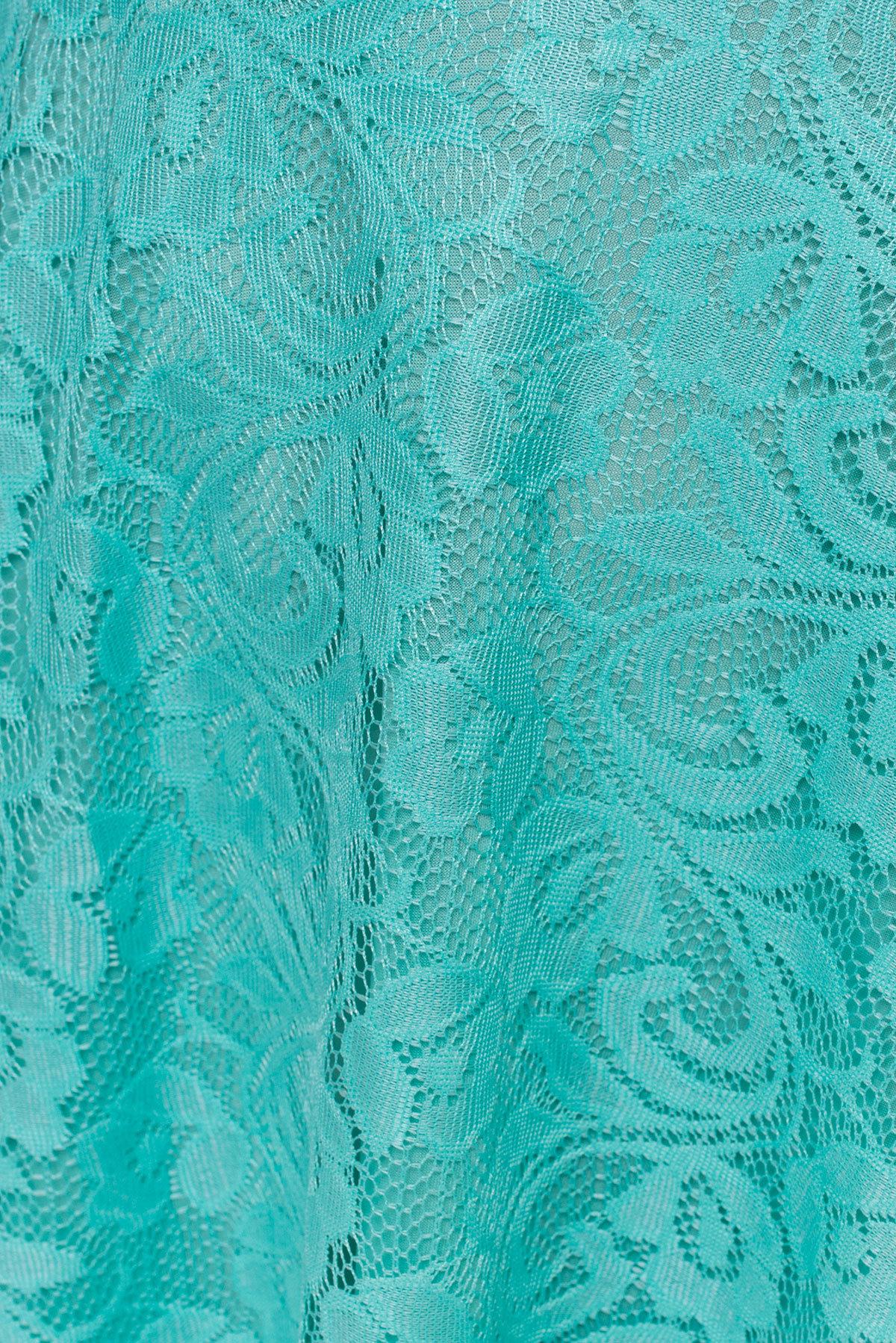 TW Платье Ермия 4981 Цвет: Мята