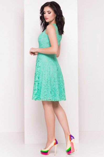 TW Платье Ермия 5051 Цвет: Мята/Мята