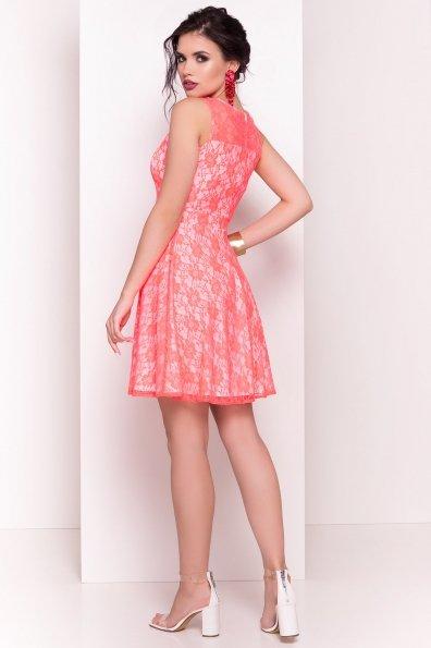 TW Платье Ермия 4989 Цвет: Коралл