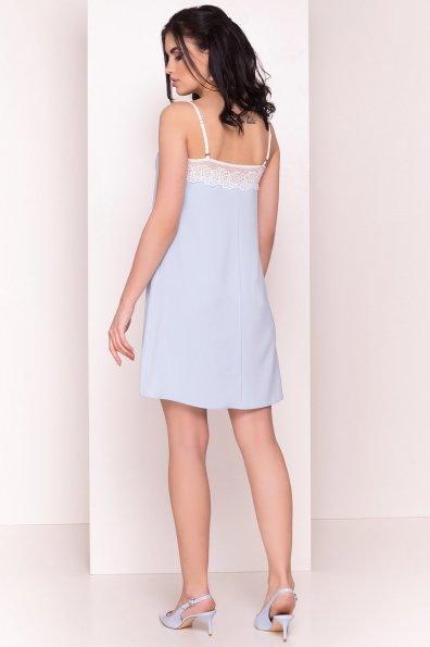 Платье Элиссон 5080 Цвет: Голубой