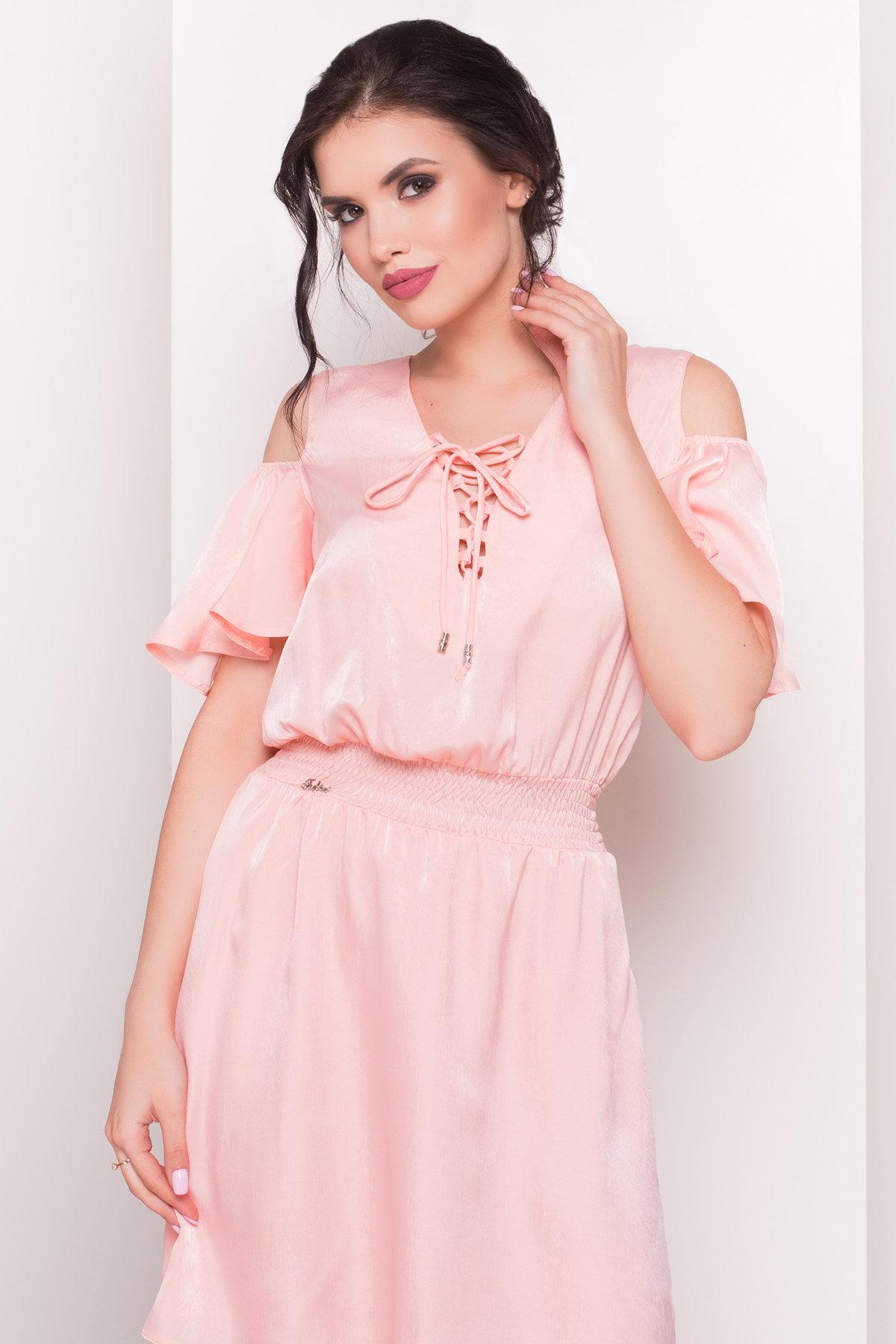 Платье Лолли 5073 Цвет: Персик