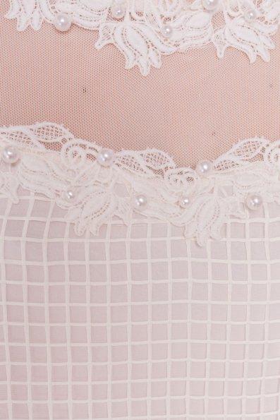 Платье Бриз 4796 Цвет: Молоко