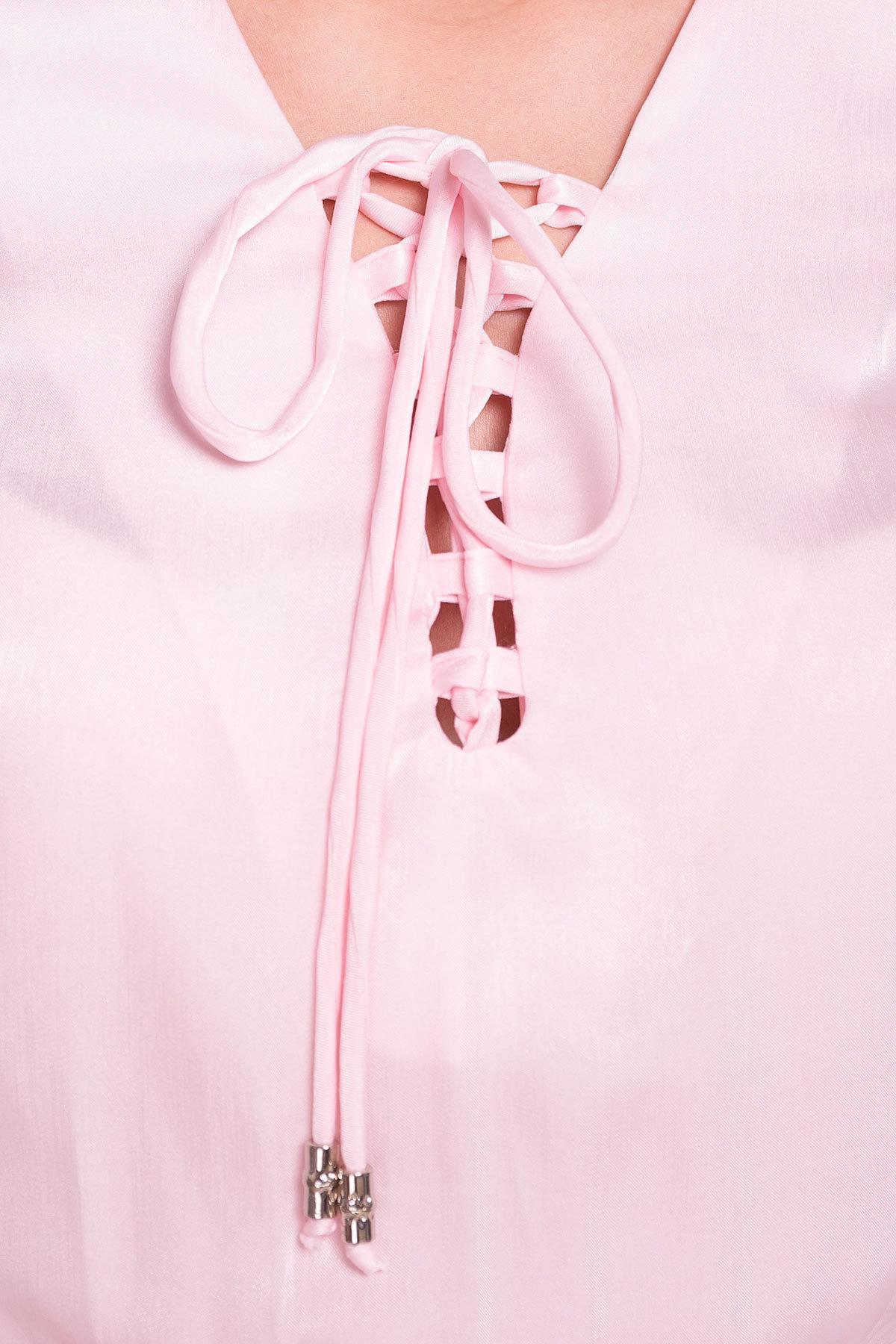 Платье Лолли 5073 АРТ. 35732 Цвет: Розовый - фото 4, интернет магазин tm-modus.ru
