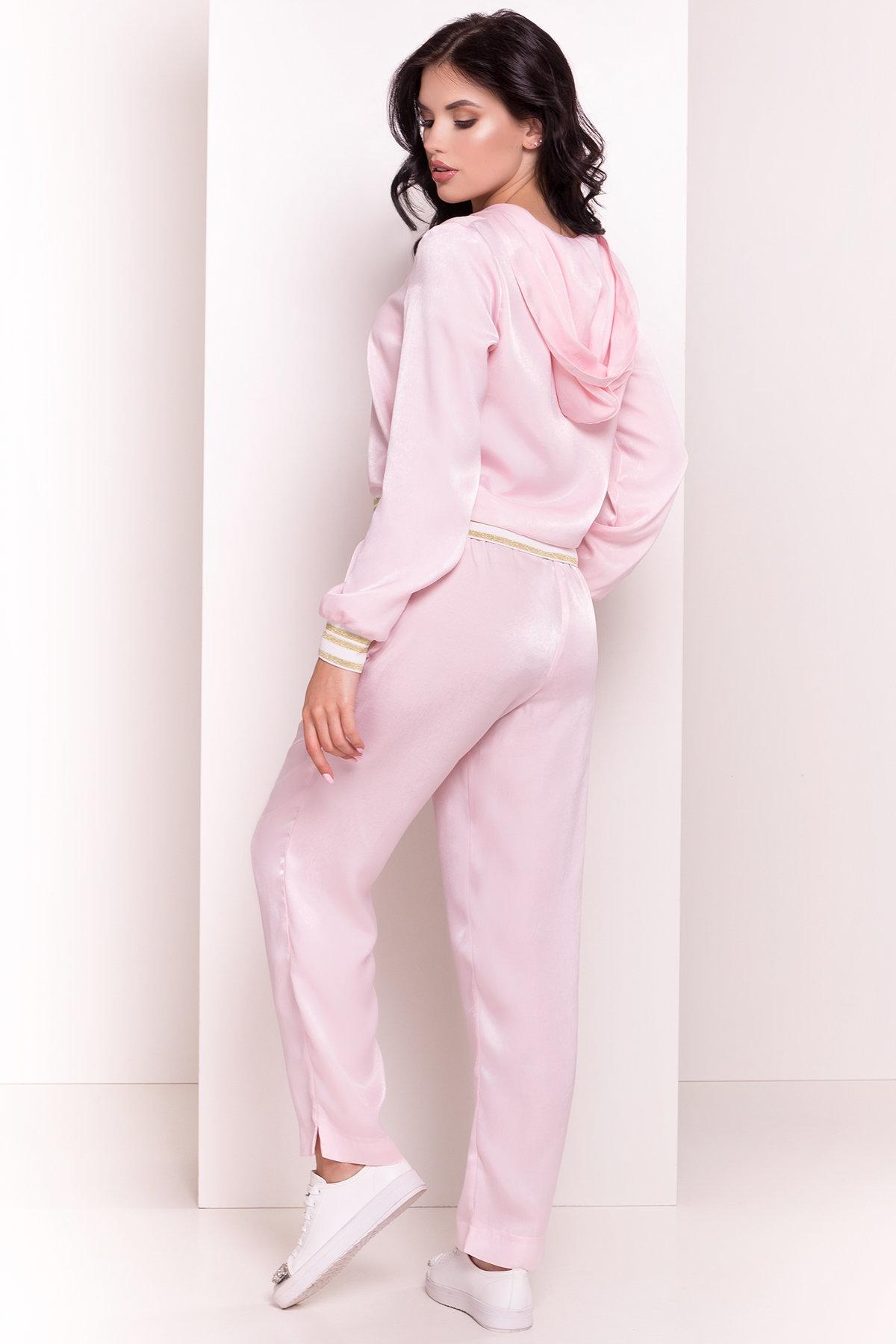 Бомбер Дина 4930 АРТ. 35519 Цвет: Розовый - фото 3, интернет магазин tm-modus.ru