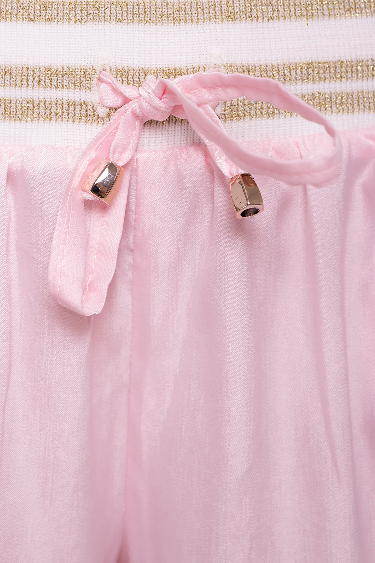 Летние Брюки Дина 4959 Цвет: Розовый