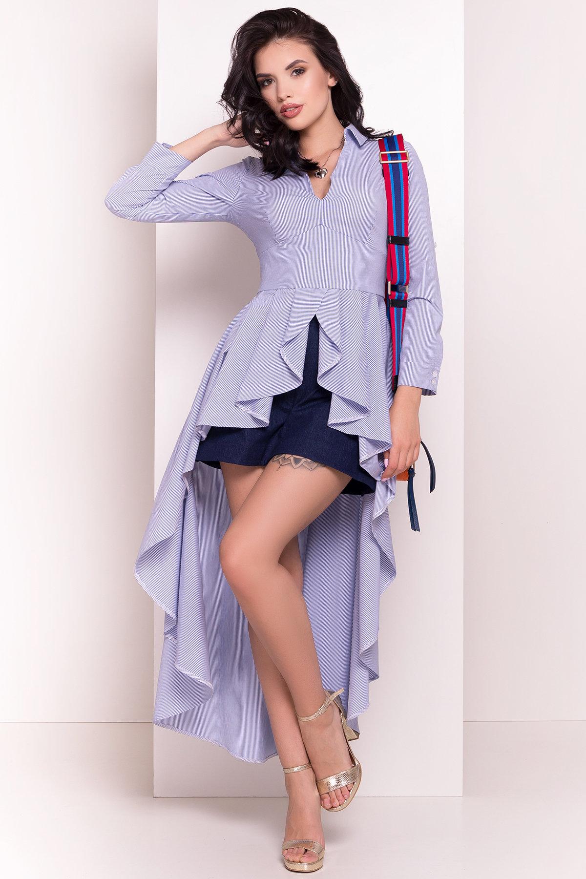 платья от украинского производителя Платье-туника Феникс 5078