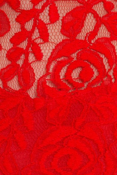 TW Платье Ермия 4989 Цвет: Красный