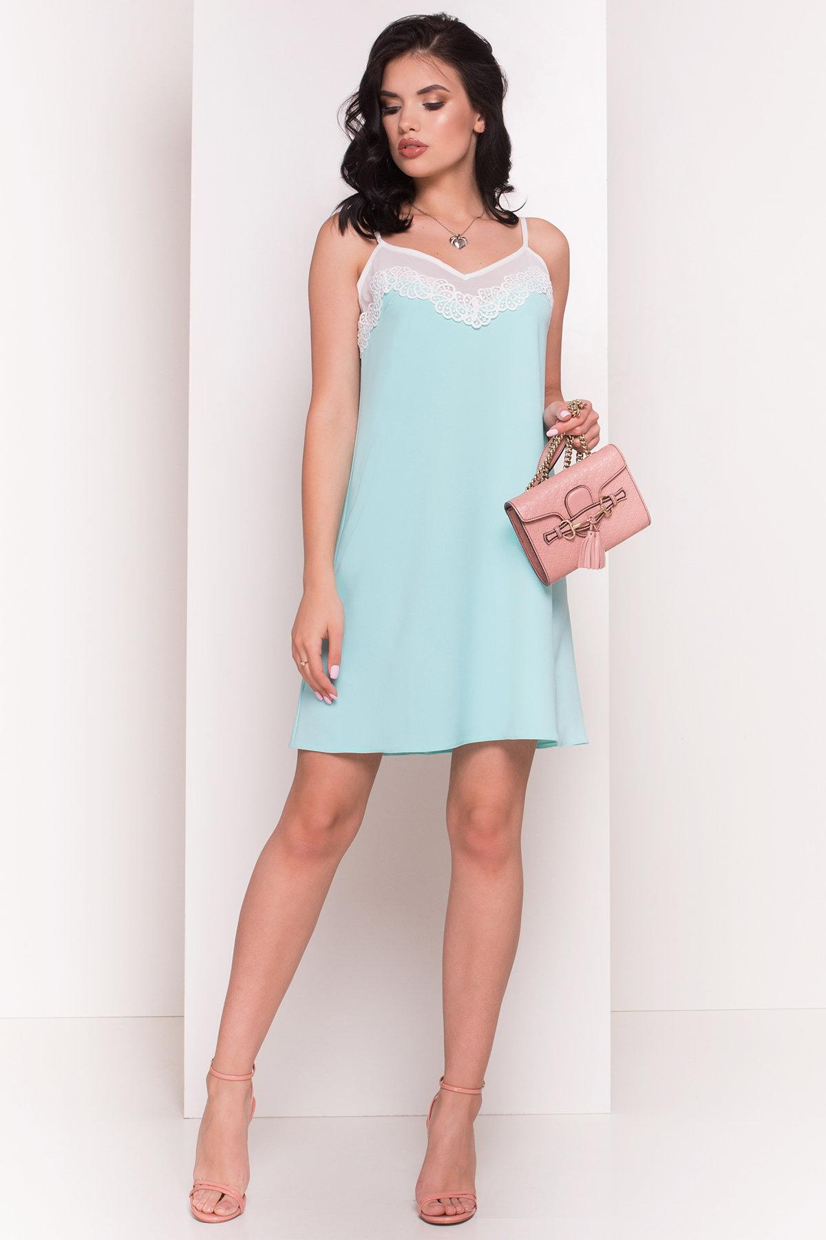 Платье Элиссон 5080 Цвет: Мята