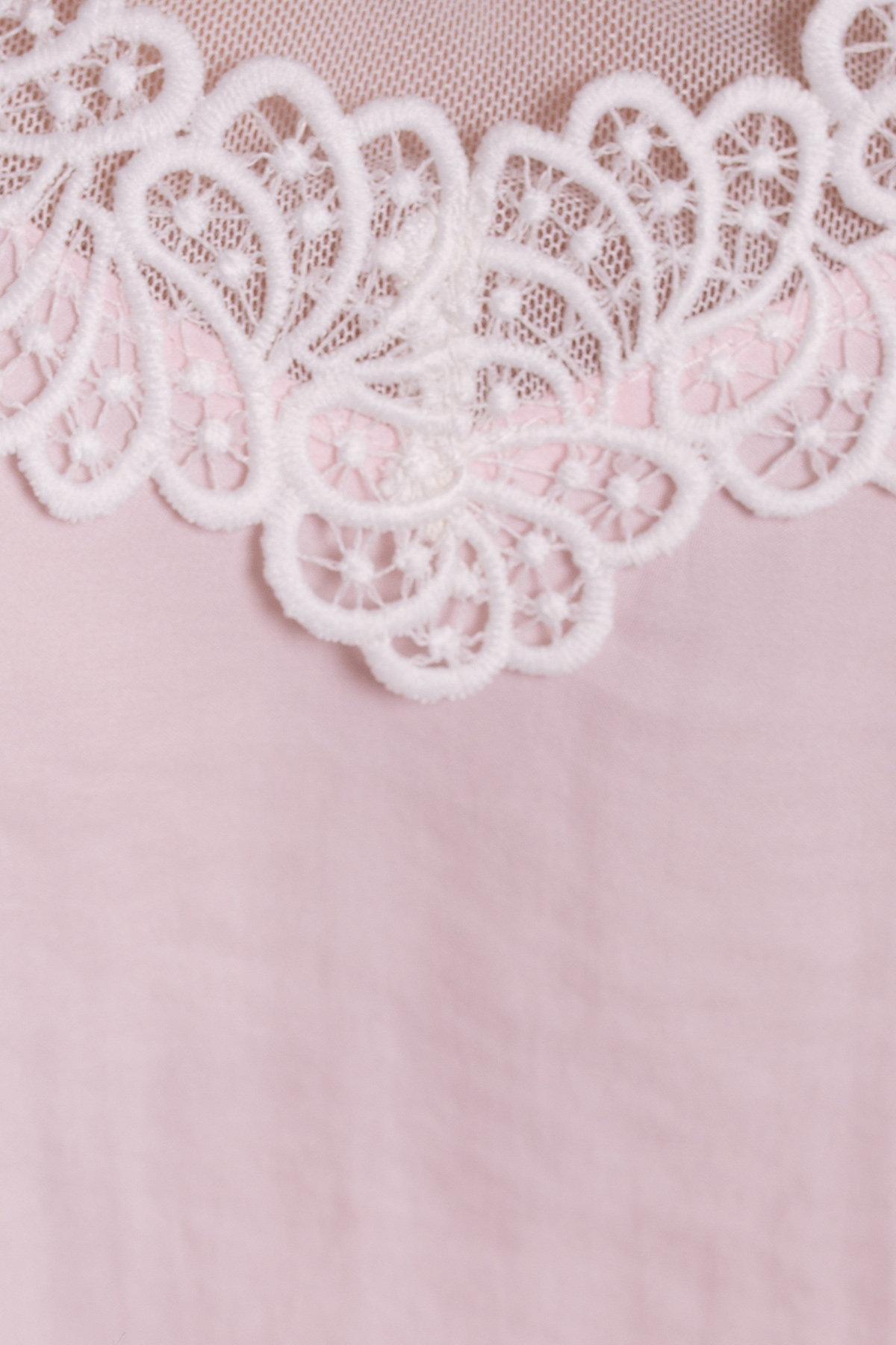 Топ Алвина 5021 Цвет: Розовый Светлый