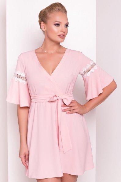 Платье Аделина Donna 5026 Цвет: Персик