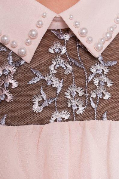 Блуза Джету 5127 Цвет: Пудра