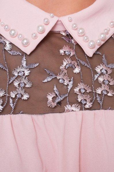 Блуза Джету 5127 Цвет: Розовый Светлый