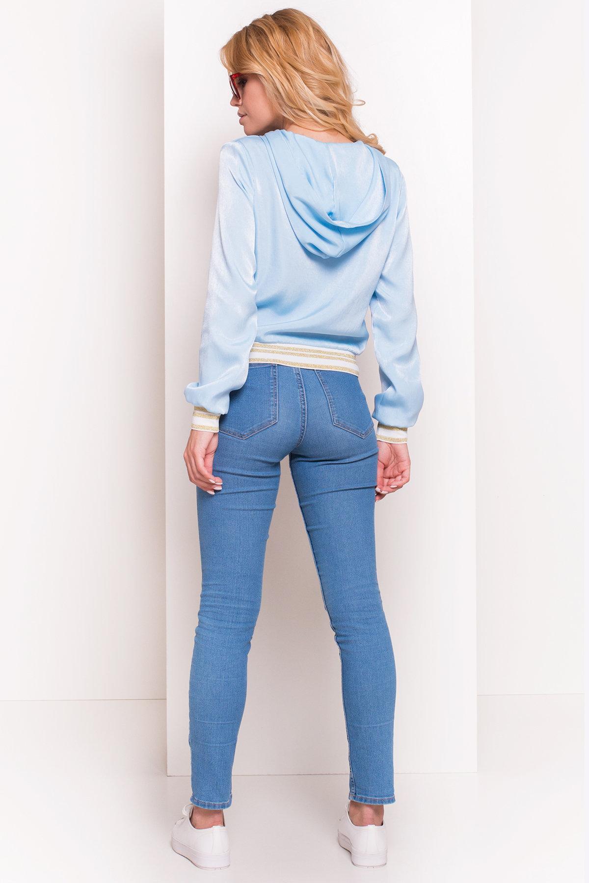 Бомбер Дина 4930 Цвет: Голубой