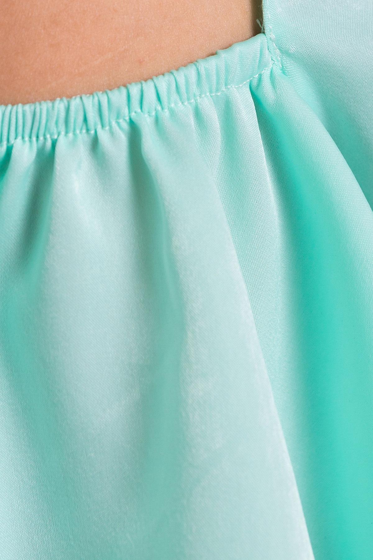 Платье Лолли 5073 АРТ. 35730 Цвет: Мята - фото 4, интернет магазин tm-modus.ru