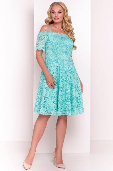 Платье Виола Donna 5059 Цвет: Мята