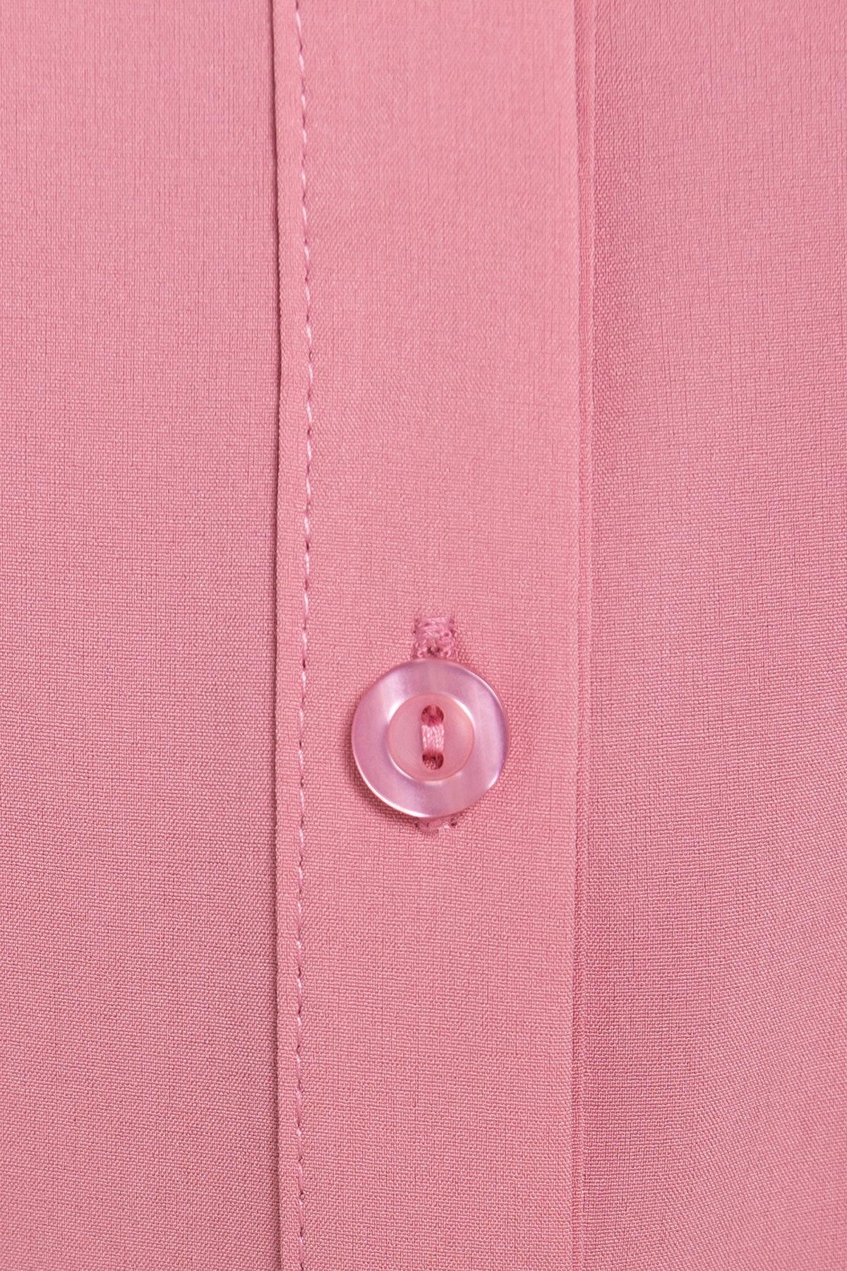 Платье-рубашка Шиен Donna 5088 АРТ. 36167 Цвет: Чайная роза - фото 4, интернет магазин tm-modus.ru