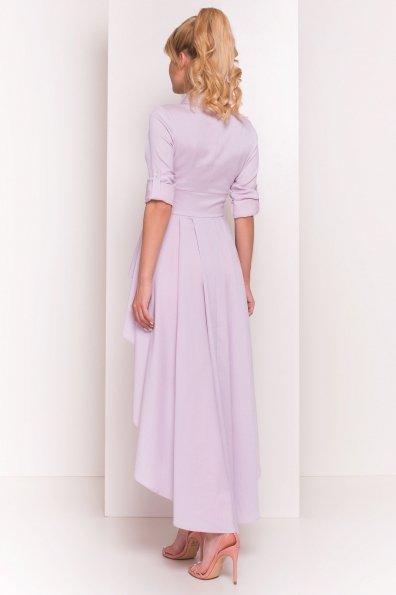 Платье-туника Феникс 5150 Цвет: Голубой/розовый