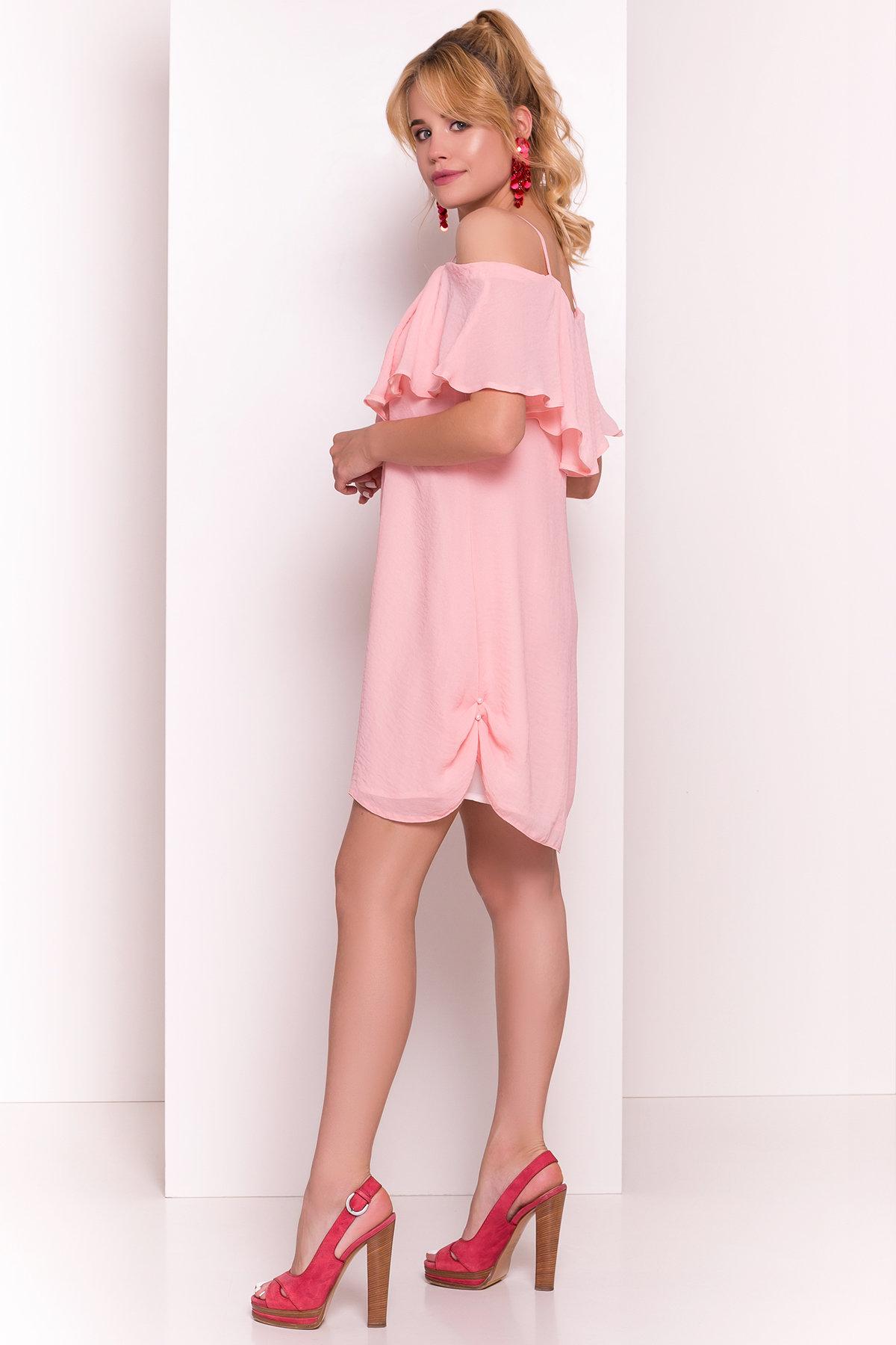 TW Платье Восток 5123 АРТ. 35976 Цвет: Розовый Темный - фото 3, интернет магазин tm-modus.ru