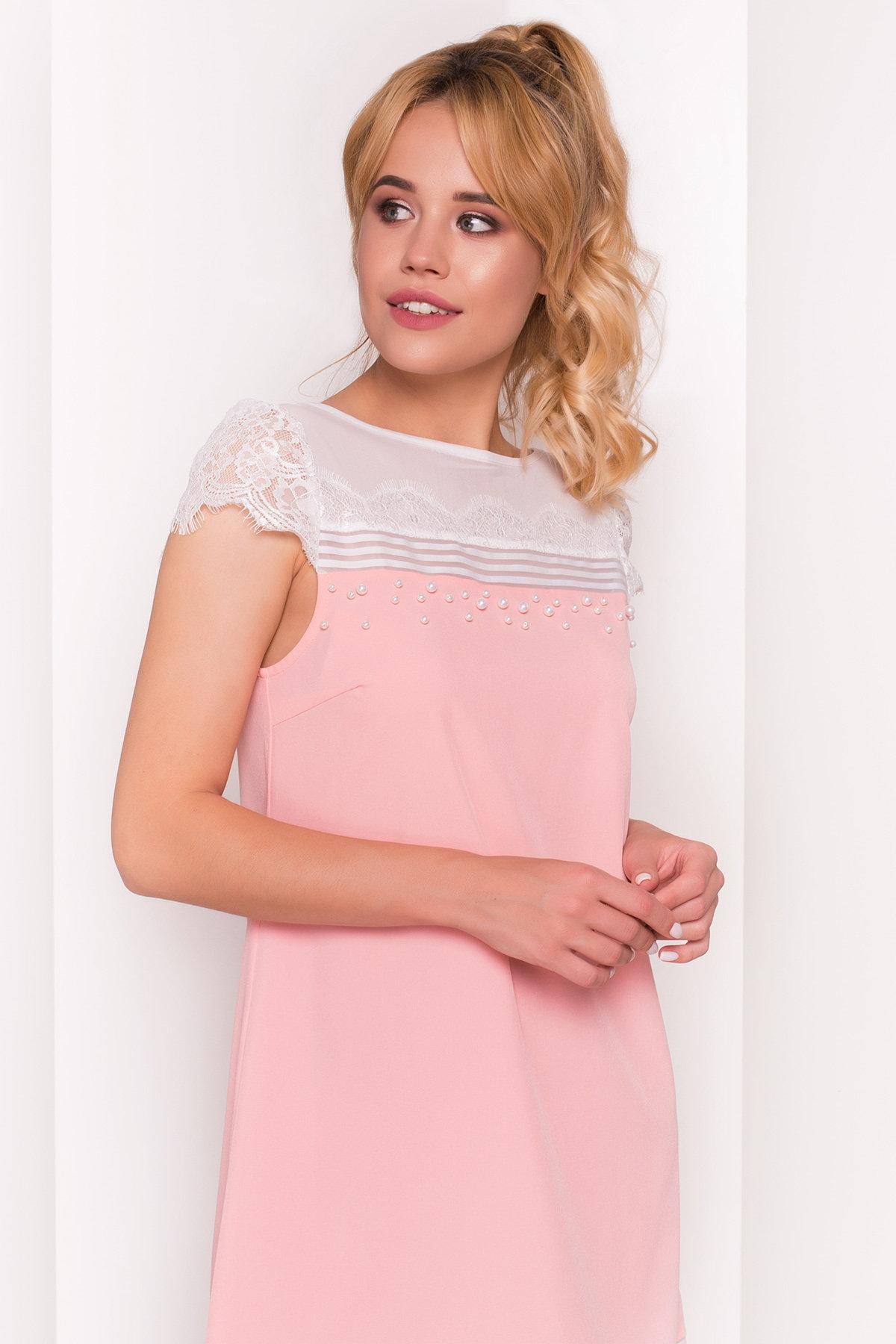 Платье Итана 4880 Цвет: Персик