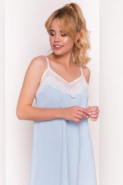 Платье Элиссон 5080 Цвет: Голубой Светлый