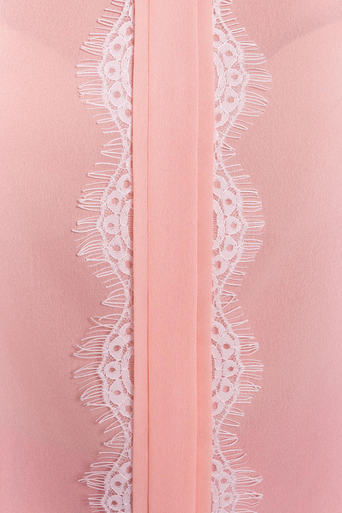 Блуза Милара Х 5146 Цвет: Пудра