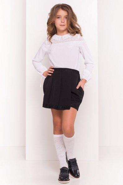 Блуза детская Ореанда 5194 Цвет: Белый