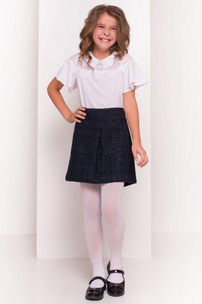 Блузка детская Ореанда 5193 Цвет: Белый