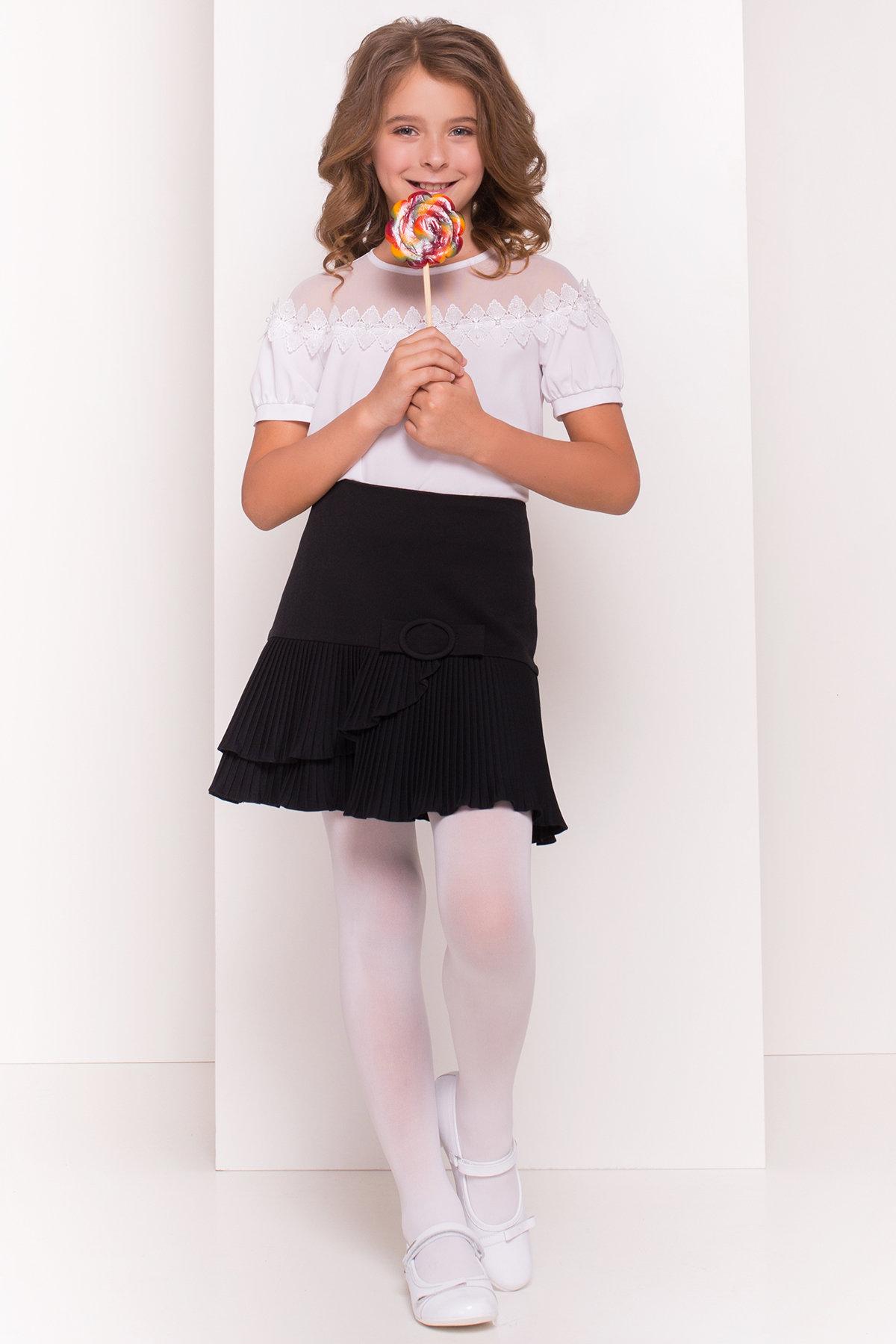 купить детскую блузку для школы Блуза детская Герда 5197