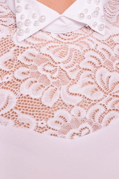 Блуза Анет 5198 Цвет: Белый