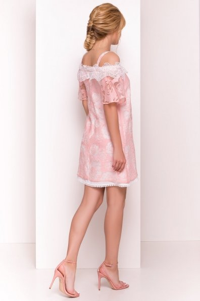 Платье Линда 4946 Цвет: Пудра