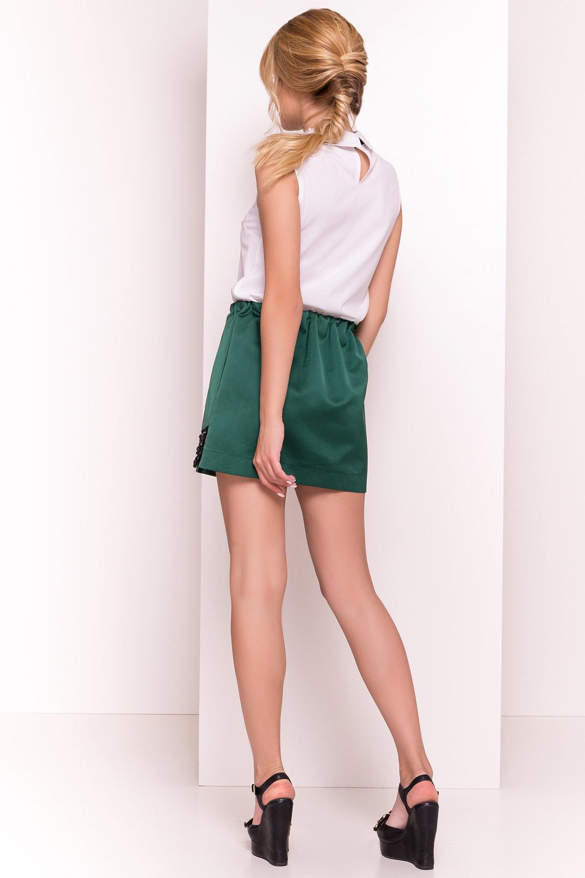 Блузка с вертикальной вставкой Мурия 5220 АРТ. 36304 Цвет: Белый - фото 9, интернет магазин tm-modus.ru