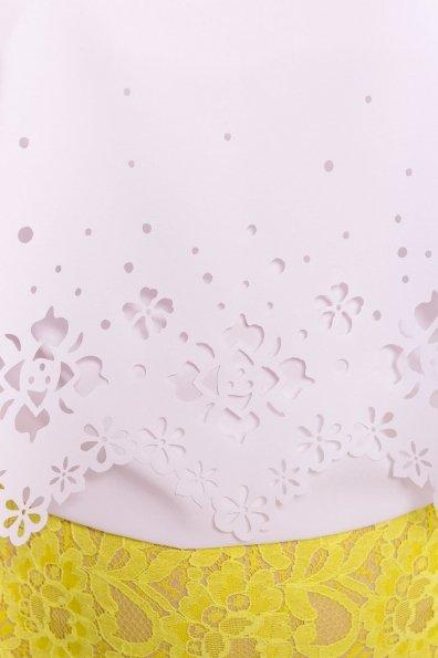 Блуза Ларина 5190 Цвет: Белый