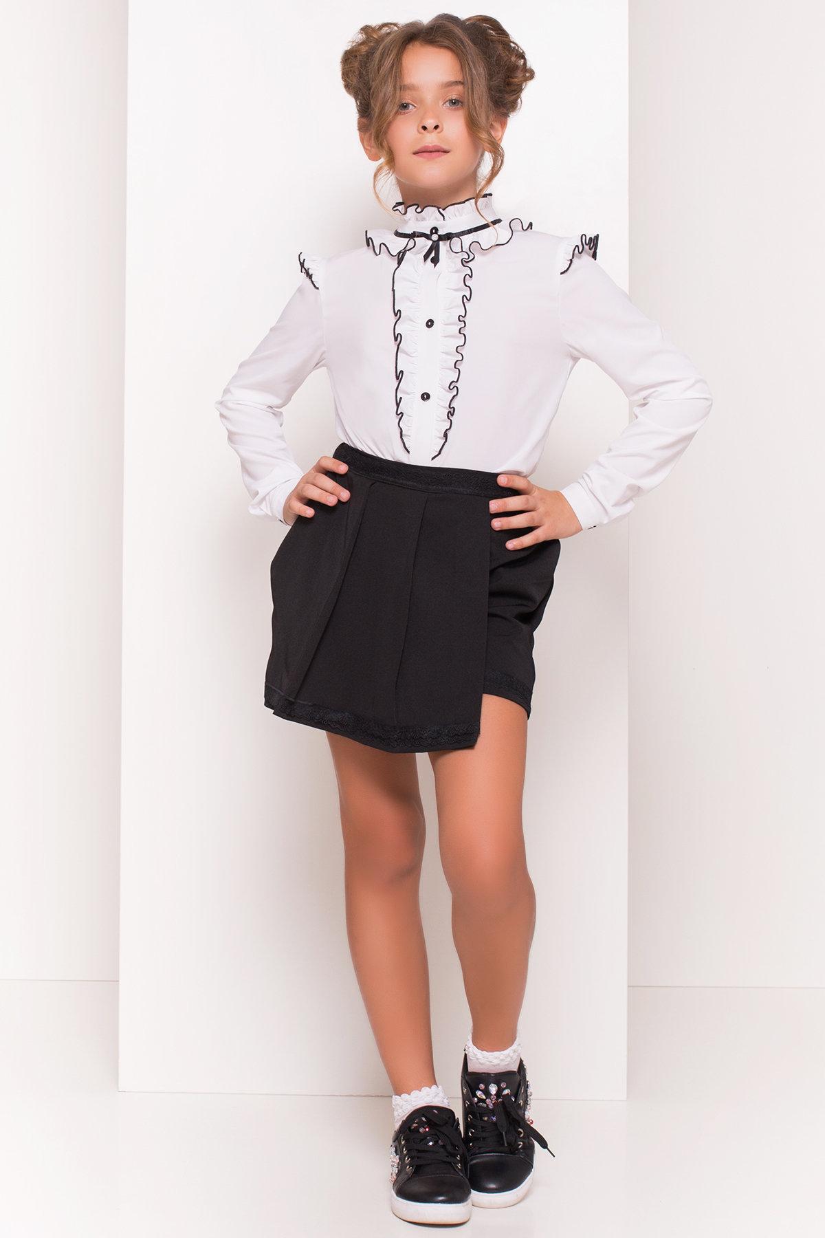 детские блузки для школы Блуза детская Нури  5174