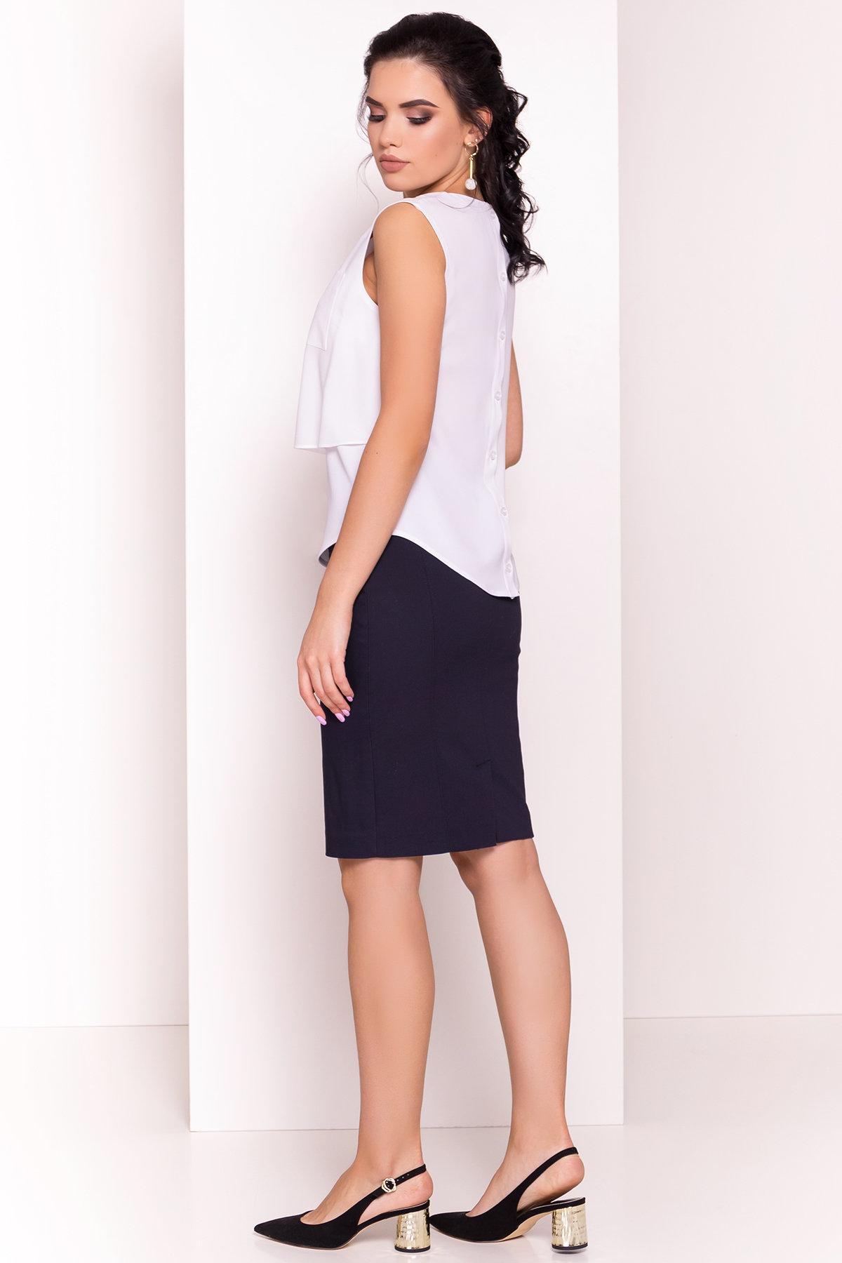 Блуза Девайс 5269 Цвет: Белый