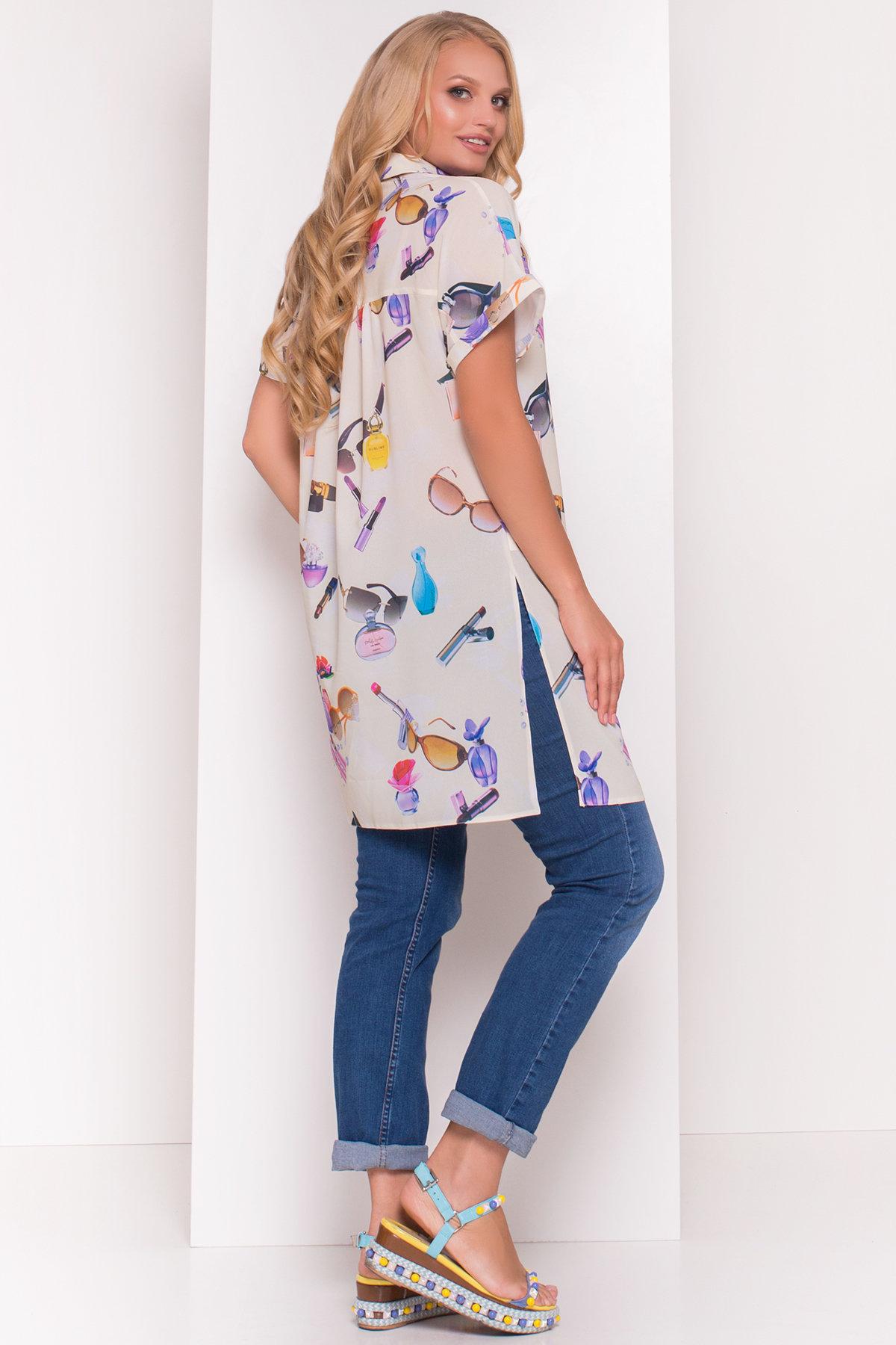 TW Платье -рубашка Шиен Donna 5239 АРТ. 36450 Цвет: Лимон Parfums - фото 4, интернет магазин tm-modus.ru