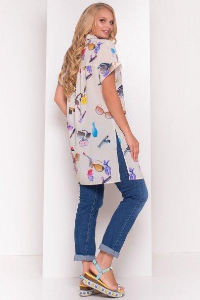 TW Платье -рубашка Шиен Donna 5239 Цвет: Лимон Parfums