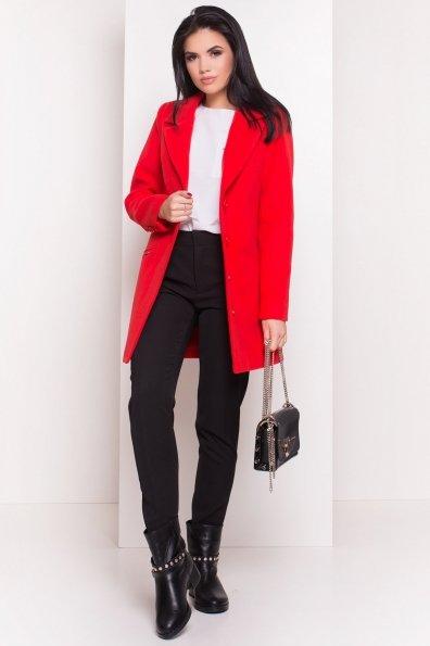 Пальто Кайра 1986 Цвет: Красный