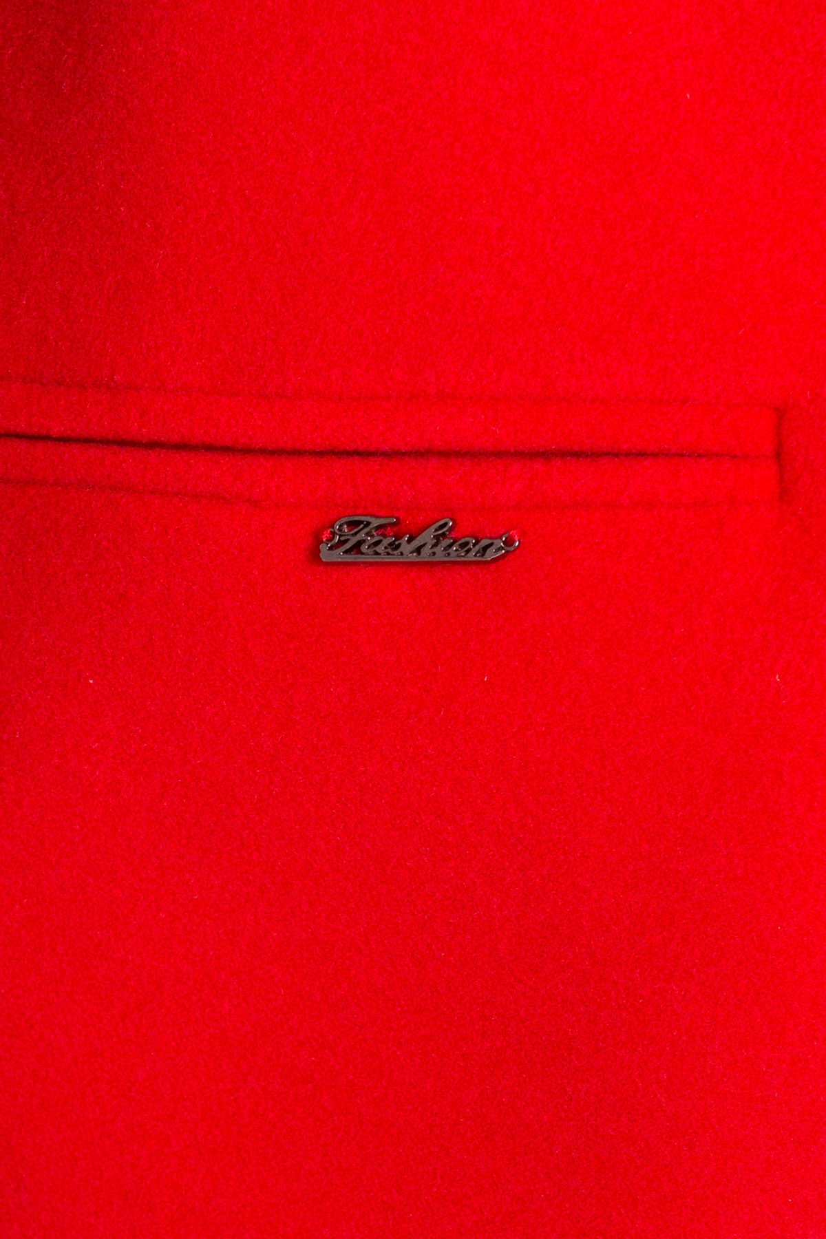 Пальто Кайра 1986 АРТ. 13666 Цвет: Красный - фото 5, интернет магазин tm-modus.ru