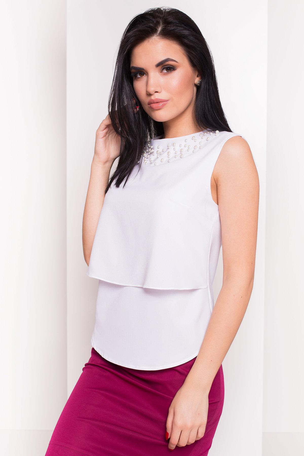Блуза Арома 5275 Цвет: Белый