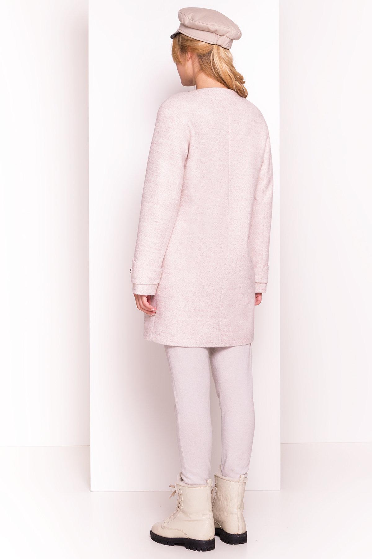 Пальто Анси 4544 Цвет: Бежевый
