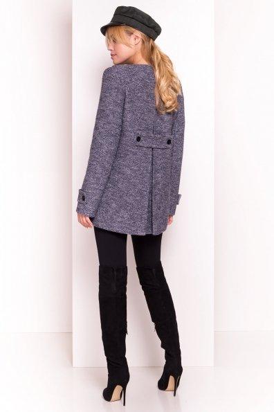 Пальто Латта 5328 Цвет: Серый темный LW-22