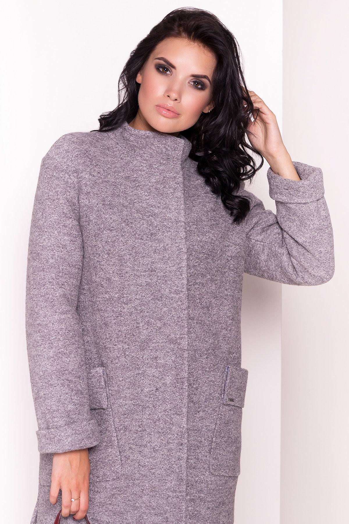 Пальто зима Джоржио 3707 Цвет: Серый LW-10