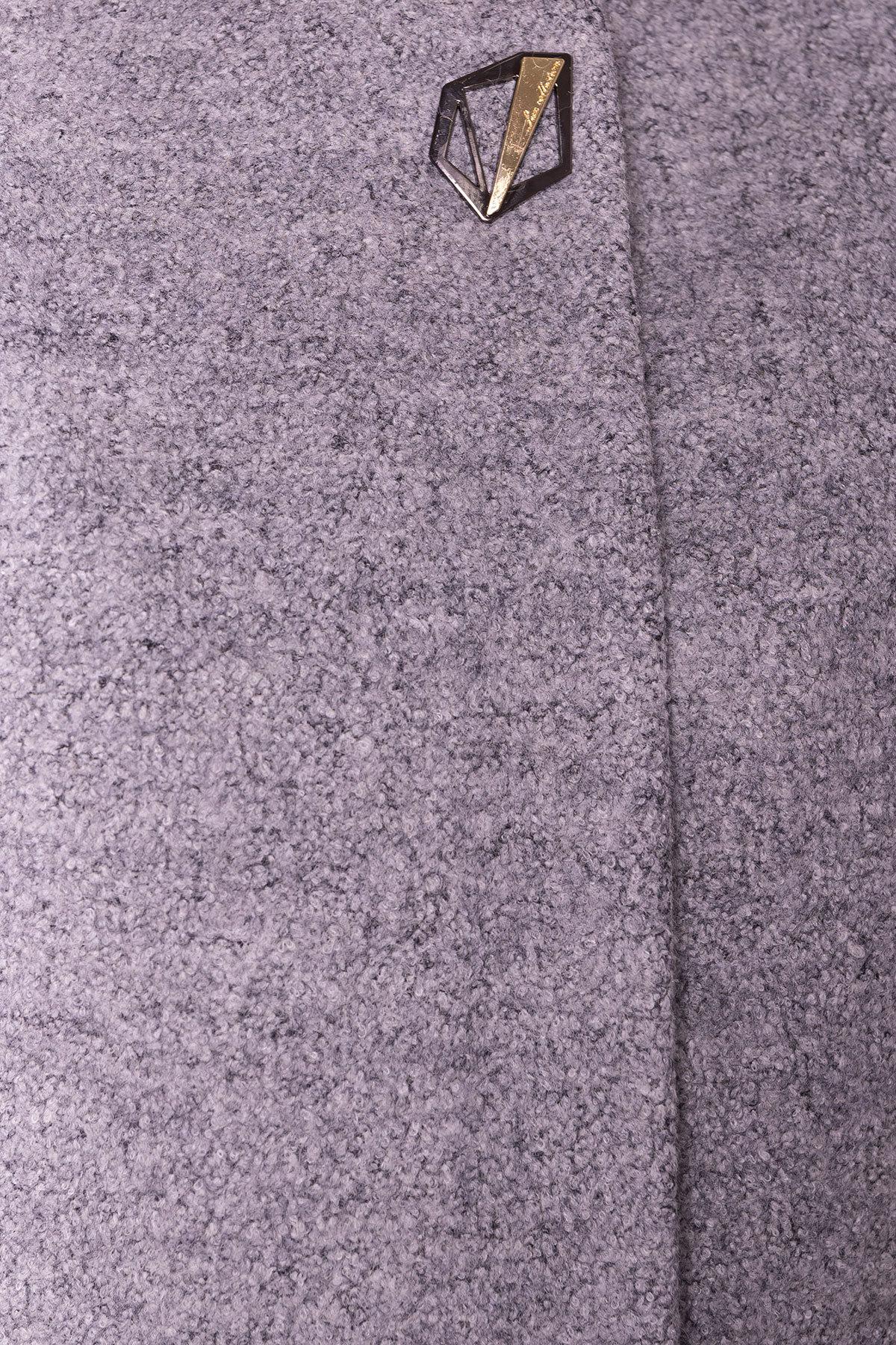Пальто Дакс 1679 Цвет: Серый 48