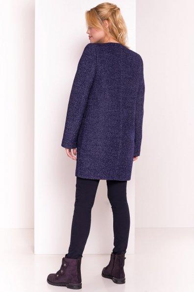 Пальто на весну Дакс 1679 Цвет: Темно-синий