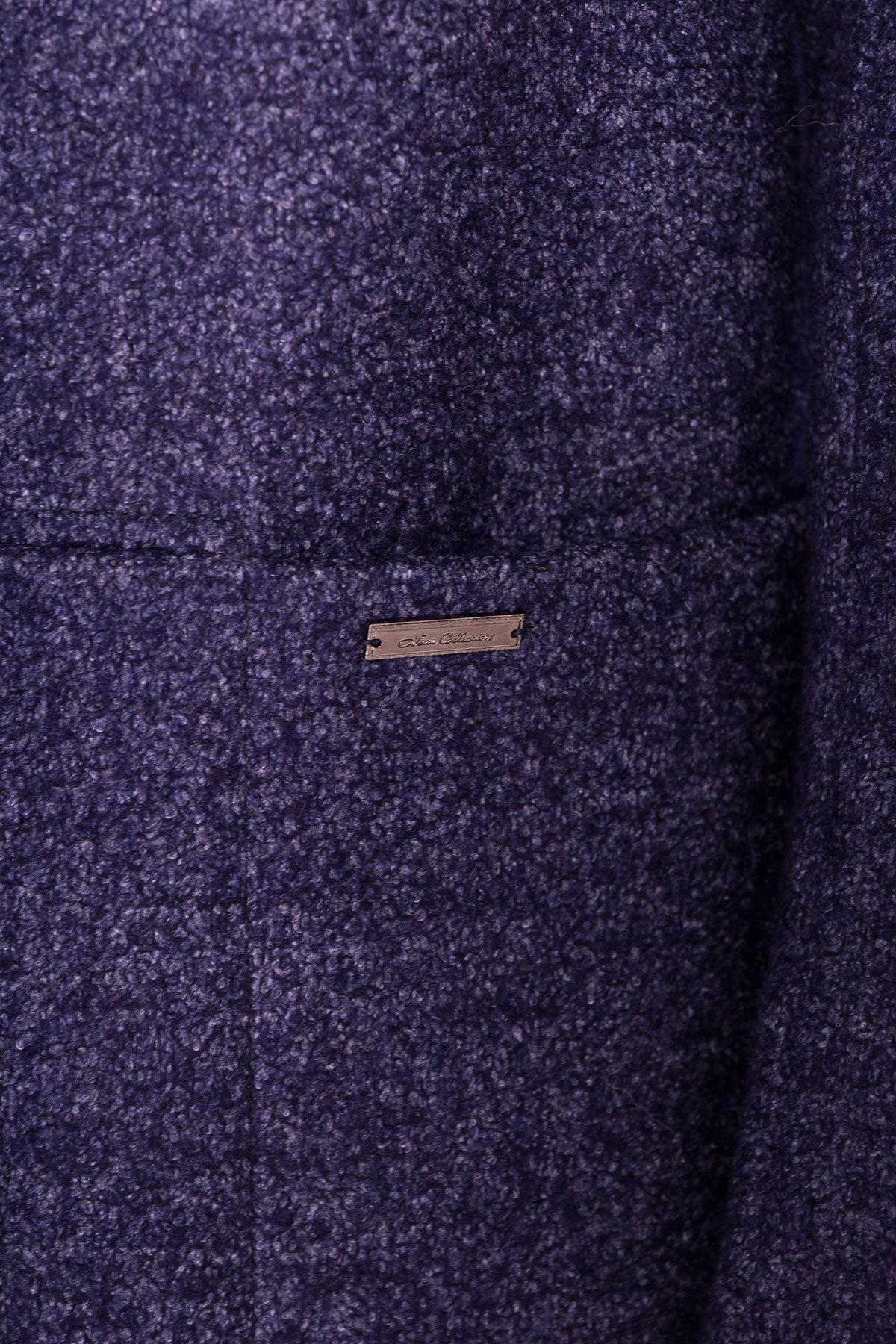 Пальто Дакс 1679 АРТ. 16669 Цвет: Темно-синий - фото 5, интернет магазин tm-modus.ru