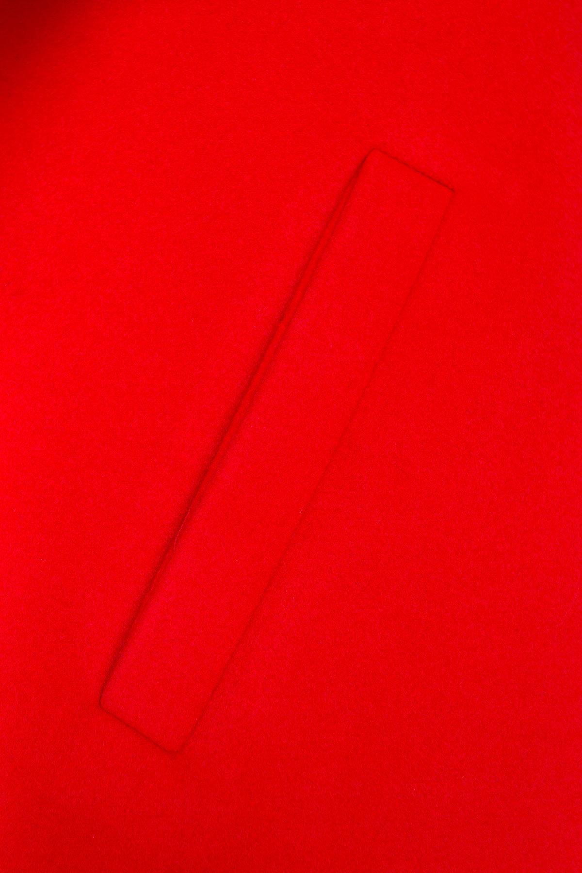 Пальто Фортуна 4812 АРТ. 5342 Цвет: Красный 6 - фото 5, интернет магазин tm-modus.ru