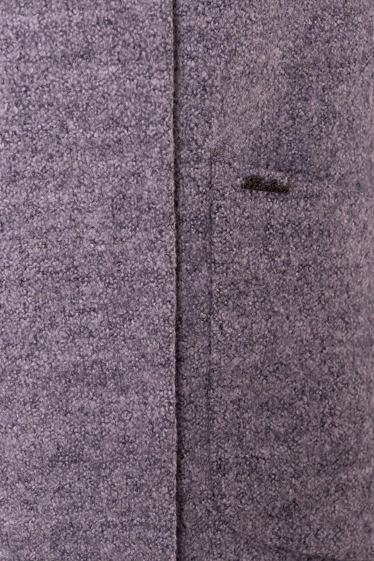 Пальто Мирта 1623 Цвет  Серый 48. РОЗДРІБНА ЦІНА  bfb16869b9d12